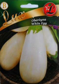 Oberżyna White Egg